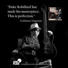 duke promo goldmine magazine, stonyplain records